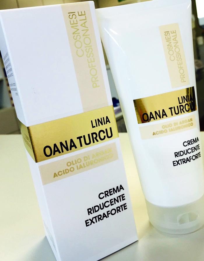 Crema Extraforte Slabire Oana Turcu 200 ml