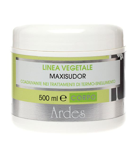 Maxisudor-crema pentru slabire