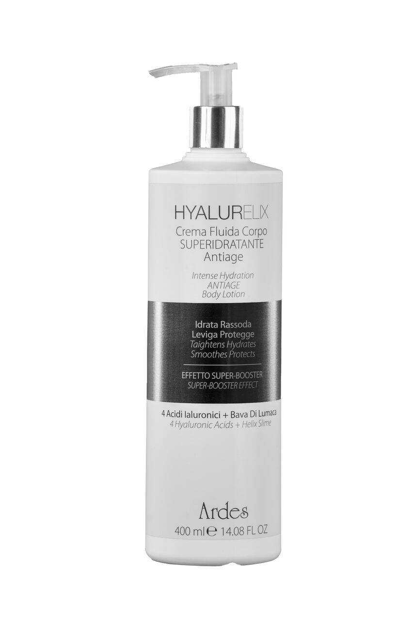 Crema Superhidratanta Anti-Age pentru corp HYALURELIX